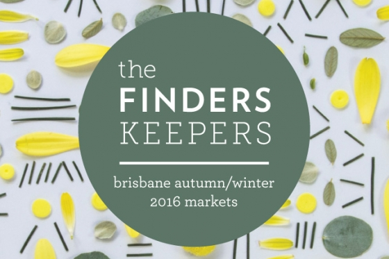 The Finders Keepers 2016, Brisbane (Autumn/Winter)