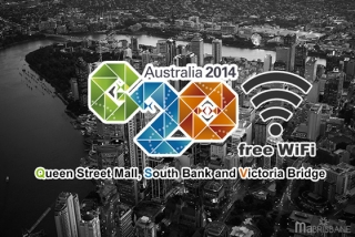 Free Wi-Fi for inner-Brisbane - G20 summit