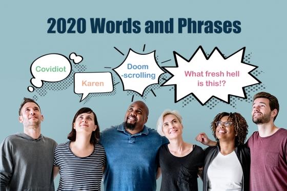 2020 Words and Phrases ศัพท์ภาษาอังกฤษที่บรรยายปี 2020 ได้อย่างดี