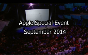 Apple Special Event September 2014