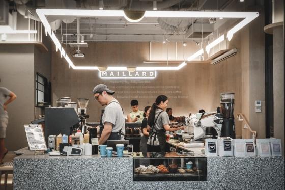 คาเฟ่เปิดใหม่ใน CBD คอกาแฟต้องมาลอง The Maillard Project