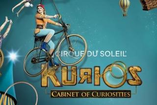 เปิดโลกจินตนาการกับ Kurios: Cabinet of Curiosities