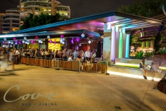 Cove Bar + Dining