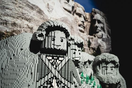 นิทรรศการ LEGO กับสิ่งมหัศจรรย์ของโลก 'Brickman Wonders of the World', วันนี้ ถึง 4 ต.ค. '21 ที่ Queensland Museum
