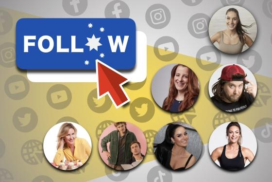 ตามกด Follow กับ Top 7 Influencer ชื่อดังฝั่งออสเตรเลีย