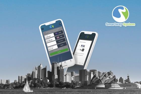 Smartway System บริษัทโอนเงินออนไลน์ของคนไทย เพื่อพี่น้องชาวไทยในออสเตรเลีย
